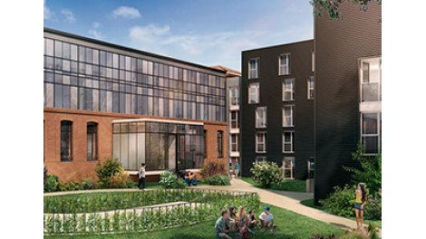 Appartement neuf Csm-7 Toulouse à Toulouse