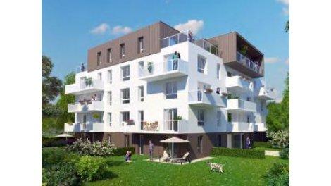 Appartement neuf Gpb-2 Amiens éco-habitat à Amiens