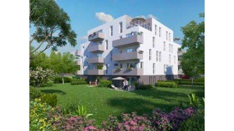 Appartement neuf Gpb-3 Amiens éco-habitat à Amiens