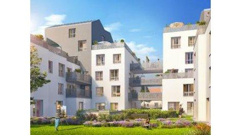 Appartement neuf Sc-14 Villeurbanne à Villeurbanne
