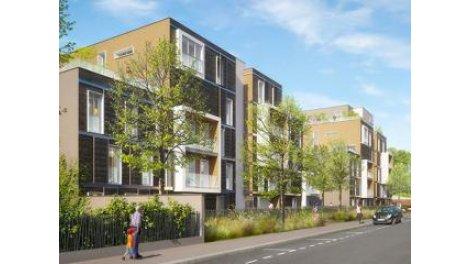 Appartement neuf Sp-22 Amiens éco-habitat à Amiens