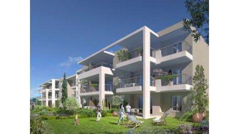 Appartement neuf Csa-4 Nice éco-habitat à Nice