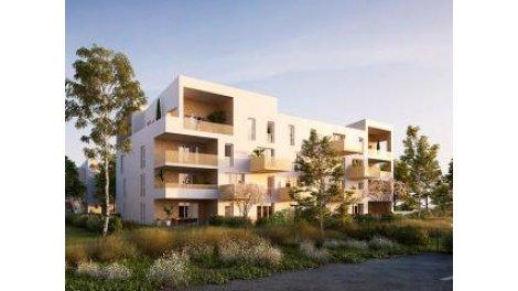 Appartement neuf Ia-9 Oberhausbergen investissement loi Pinel à Oberhausbergen