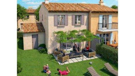 eco habitat neuf à Grimaud