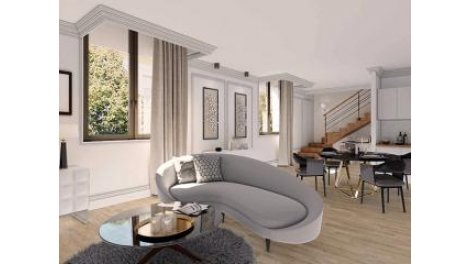 Appartement neuf Ld-22 Grenoble investissement loi Pinel à Grenoble