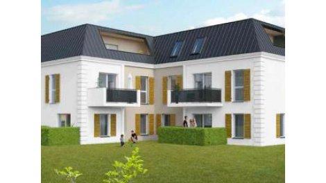 Appartement neuf Lcdp-30 Chelles investissement loi Pinel à Chelles
