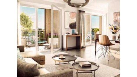 Appartement neuf Csg-2 Bordeaux éco-habitat à Bordeaux