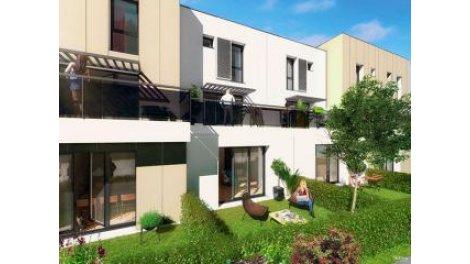 Appartement neuf C2-4 Metz éco-habitat à Metz