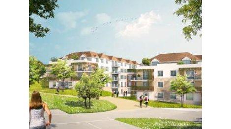 Appartement neuf Leav Villevaude investissement loi Pinel à Villevaude