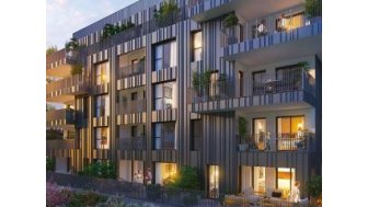 """Programme immobilier du mois """"S-151 Aix-les-Bains"""" - Aix-les-Bains"""