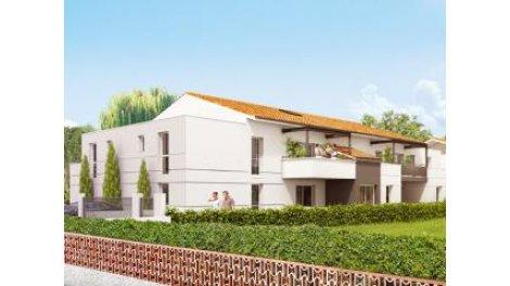 Appartement neuf Lt-51 Cugnaux investissement loi Pinel à Cugnaux