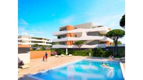 Appartement neuf Gl-10 Serignan éco-habitat à Serignan