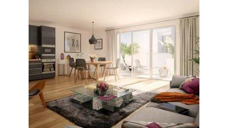 Appartement neuf Lcw Villeurbanne à Villeurbanne