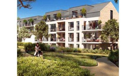 Appartement neuf Ljda-60 Nantes investissement loi Pinel à Nantes