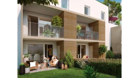 Appartement neuf Lm-95 Strasbourg investissement loi Pinel à Strasbourg