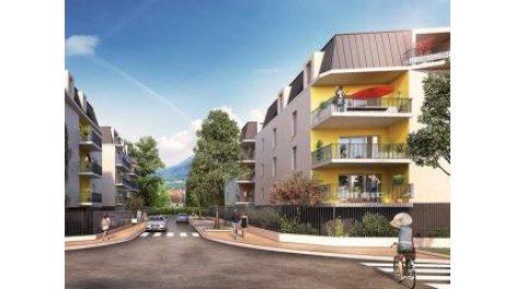 Appartement neuf Lcdm-27 Aix-les-Bains investissement loi Pinel à Aix-les-Bains
