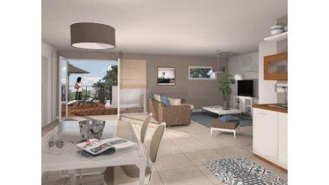 Appartement neuf I-101 Villenave-d'Ornon éco-habitat à Villenave-d'Ornon