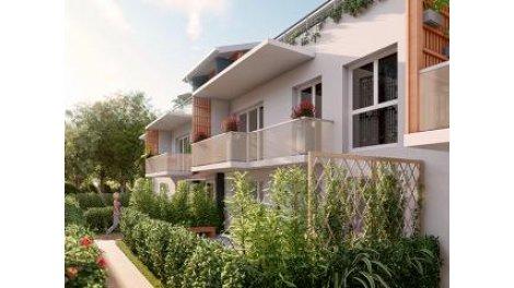 Appartement neuf Cj-18 Parempuyre éco-habitat à Parempuyre