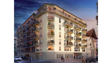 Appartement neuf Ec-8 Nice investissement loi Pinel à Nice