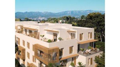 Appartement neuf Vb-39 Marseille-12e-Arrondissement à Marseille 12ème