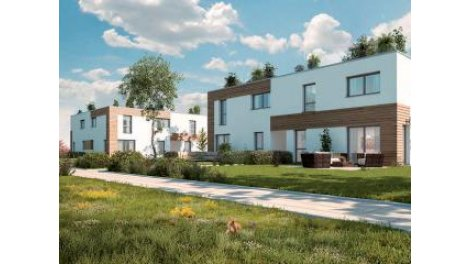 Appartement neuf Lcc-14 Gaillard investissement loi Pinel à Gaillard