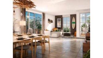 Appartements neufs Lcd-6 Biscarrosse investissement loi Pinel à Biscarrosse
