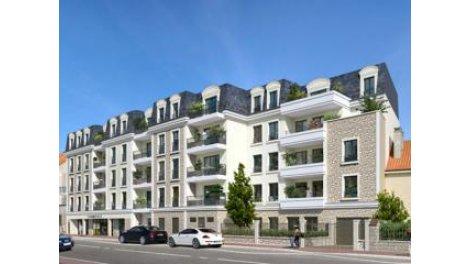 Appartement neuf Ljdlc-2 Saint-Cyr-l'Ecole éco-habitat à Saint-Cyr-l'Ecole