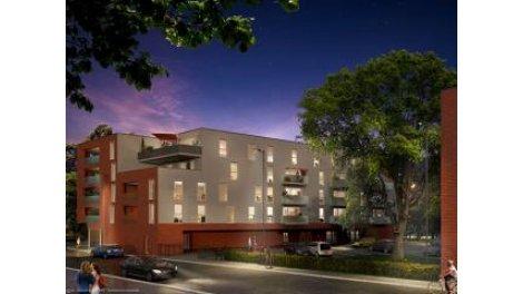 Appartement neuf Vr-28 Ronchin investissement loi Pinel à Ronchin