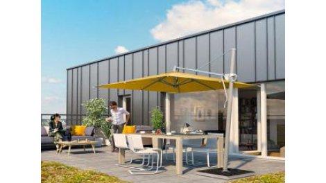 Appartement neuf K-31 Strasbourg investissement loi Pinel à Strasbourg