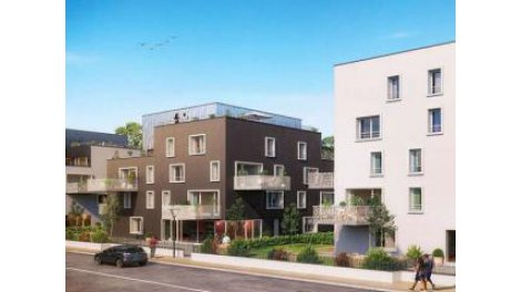immobilier basse consommation à Strasbourg
