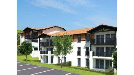 Appartement neuf Ladc-11 Saint-Martin-de-Seignanx éco-habitat à Saint-Martin-de-Seignanx