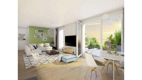 Appartement neuf Le-131 Montfermeil éco-habitat à Montfermeil