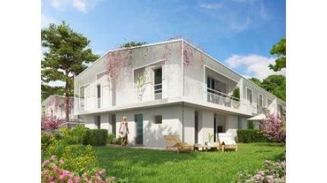 Appartement neuf D-48 Merignac éco-habitat à Mérignac