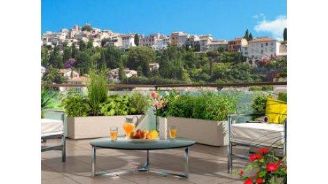Appartement neuf Ltdc-27 Cagnes-sur-Mer investissement loi Pinel à Cagnes-sur-Mer