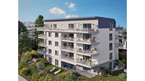 Appartement neuf A-238 Nice éco-habitat à Nice
