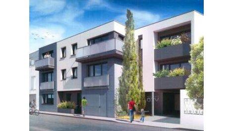 Appartement neuf Ro-18 Talence éco-habitat à Talence