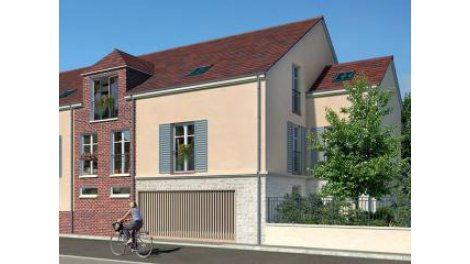 Appartement neuf Rp-20 Nogent-sur-Oise éco-habitat à Nogent-sur-Oise
