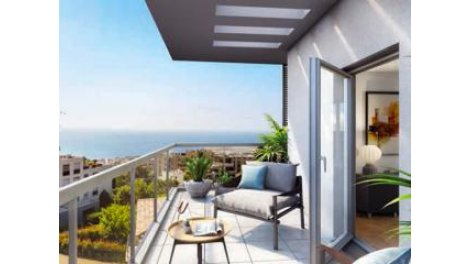 Appartement neuf Bv-8 Nice investissement loi Pinel à Nice