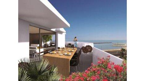 Appartement neuf Ljds-12 Sete éco-habitat à Sète
