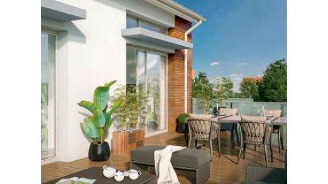 Appartement neuf Ddc-12 Aucamville éco-habitat à Aucamville