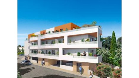 Appartement neuf C-180 Montpellier éco-habitat à Montpellier