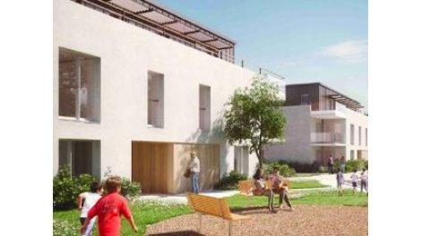 Appartement neuf Cv-61 Amiens éco-habitat à Amiens