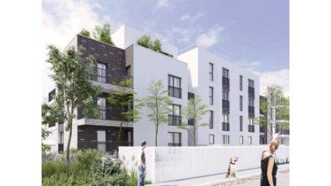 Appartement neuf Co-20 Roissy-en-Brie investissement loi Pinel à Roissy-en-Brie