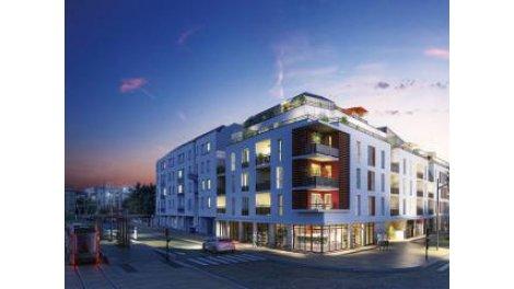 Appartement neuf Ejlt Joue-les-Tours éco-habitat à Joué-les-Tours