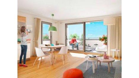 Appartement neuf Er-11 la-Riche à La Riche