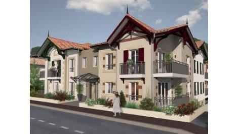 Appartement neuf Vn-25 Arcachon investissement loi Pinel à Arcachon