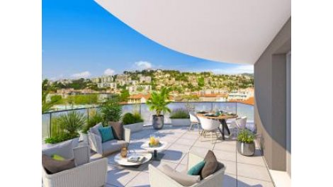Appartement neuf A-243 Nice investissement loi Pinel à Nice