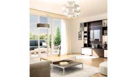 Appartement neuf Lvdp-7 Garons éco-habitat à Garons