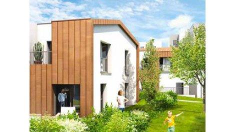 Appartement neuf L5c Coueron à Couëron