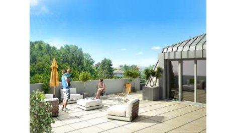 Appartement neuf Q-12 Chambery investissement loi Pinel à Chambéry